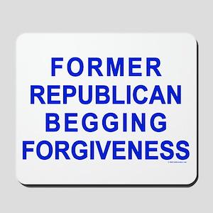 Former Republican Mousepad