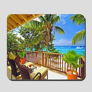 Tropical Delight Mousepad
