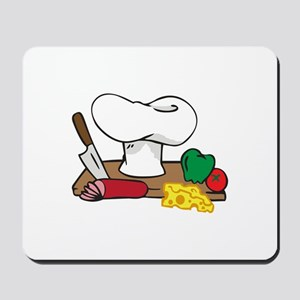 CHEFS TABLE Mousepad