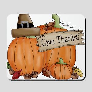 Thanksgiving Mousepad