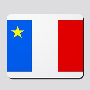 Acadia Flag Mousepad