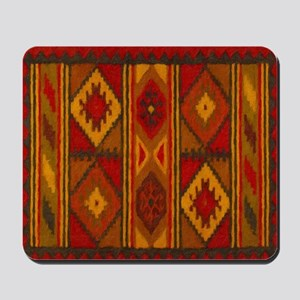 Indian Blanket 5 Mousepad