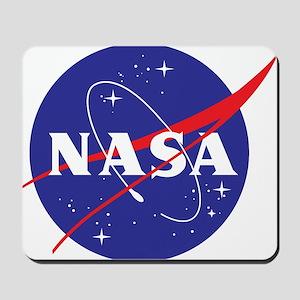 NASA Logo Mousepad