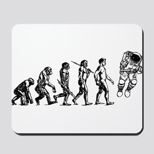 Astronaut Evolution Mousepad