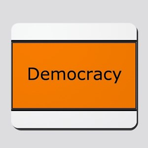 Democracy Mousepad