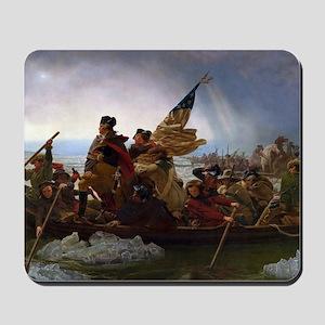 Washington Crossing the Delaware Mousepad