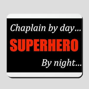 Chaplain Gift Mousepad