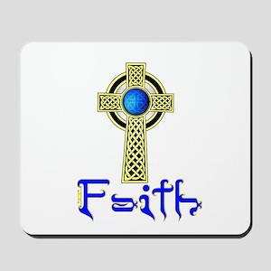 Got Faith.:-) Mousepad
