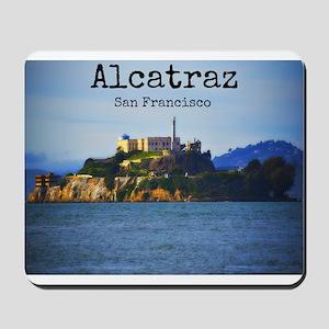 Alcatraz Island San Francisco Mousepad