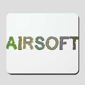 Airsoft M/C Mousepad