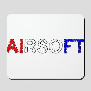 Airsoft RWB Mousepad