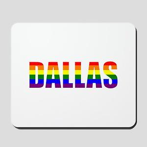 Dallas Pride Mousepad