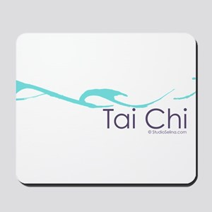 Tai Chi Wave 2 Mousepad