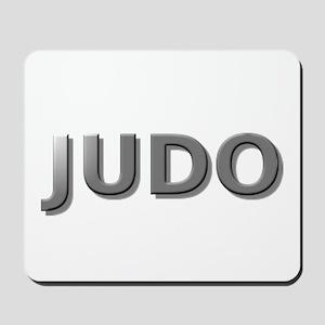 judo chrome3 Mousepad