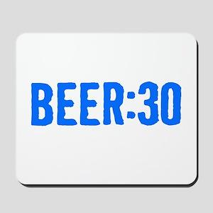 Beer:30 Mousepad