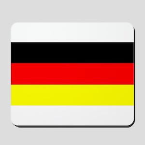 Flag Germany Mousepad