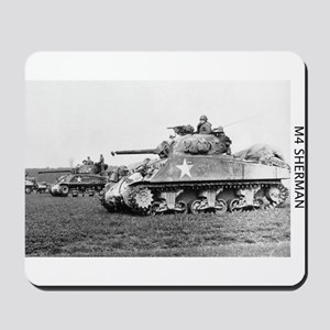 M4 SHERMAN Mousepad
