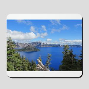Crater Lake National Park Mousepad