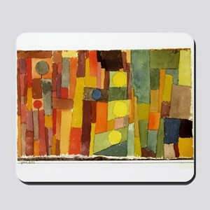 Paul Klee In The Style Of Kairouan Mousepad