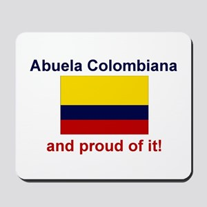 Colombian Grandmother (Abuela Mousepad