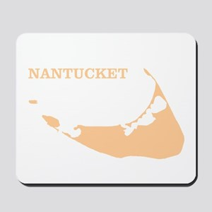 Nantucket Island Sand Mousepad