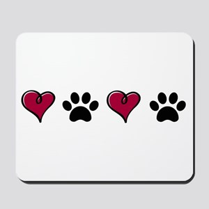 Love Pets Mousepad