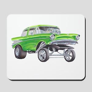 57 Green Gasser  Mousepad