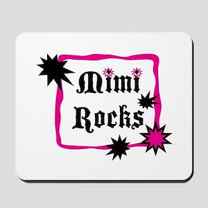 Mimi Rocks Mousepad