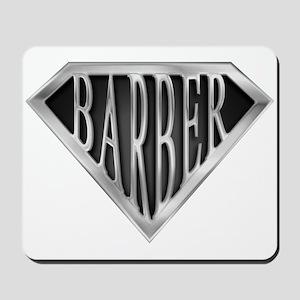 SuperBarber(metal) Mousepad
