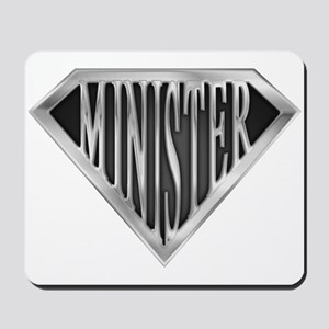 SuperMinister(metal) Mousepad