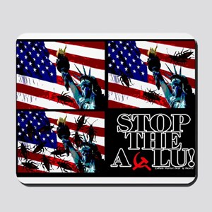 STOP THE ACLU! Mousepad