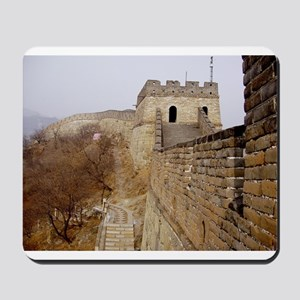Great Wall Panorama Mousepad