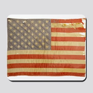 Vintage Flag Mousepad