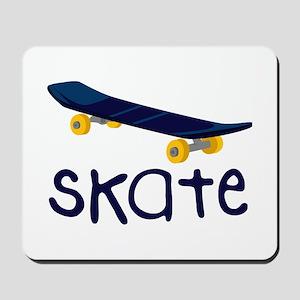 Skate Mousepad