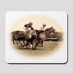Old style photograph design o Mousepad