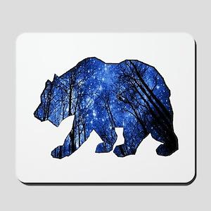 BEAR NIGHTS Mousepad