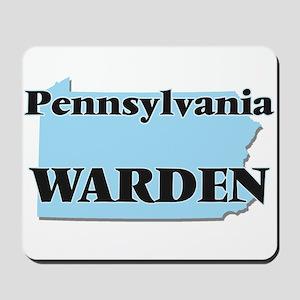 Pennsylvania Warden Mousepad