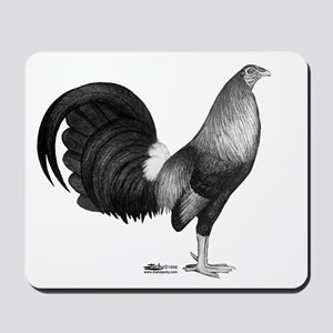 Gamecock Red Hatch Rooster Mousepad