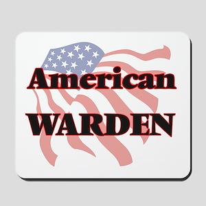 American Warden Mousepad