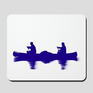 BLUE CANOE Mousepad
