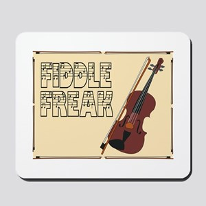 Fiddle Freak Mousepad