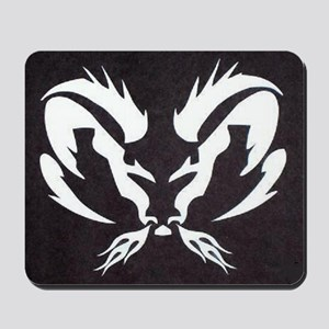 Ram Sign Mousepad