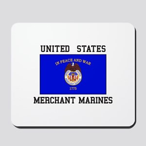 US Merchant Marine Mousepad