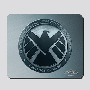MAOS Brush Metal Shield Mousepad