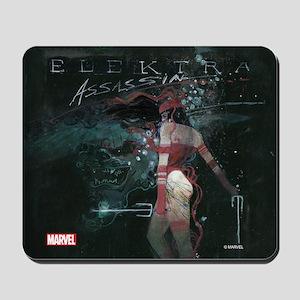 Elektra Assassin Mousepad