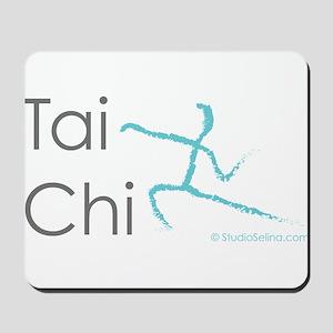 Tai Chi 1 Mousepad