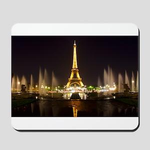 A Night In Paris Mousepad