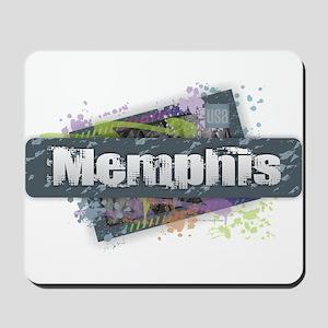 Memphis Design Mousepad
