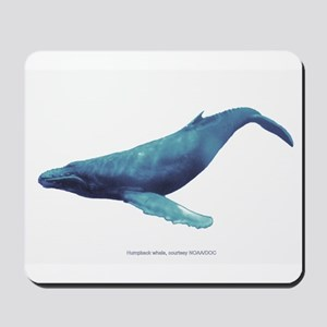 Humpback Whale Mousepad