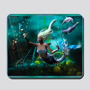 Best Seller Merrow Mermaid Mousepad